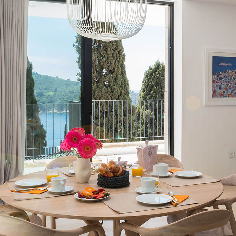 Luxury Accommodation Apartment in Dubrovnik at Casa Bianca